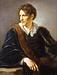 Vincenzo Camuccini: Portræt af Thorvaldsen, ca.1808, olie på lærred, privateje Rom