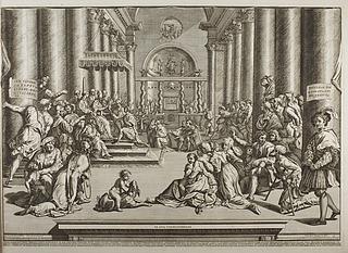 Roms overdragelse til pave Sylvester