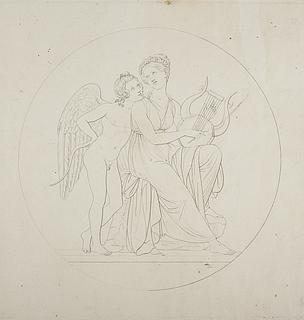Amor og Erato