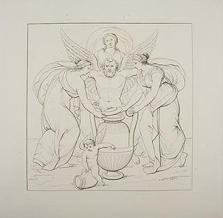 Allegori med Kronos (?)