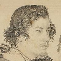 Wilhelm Matthiä på Rota 1838