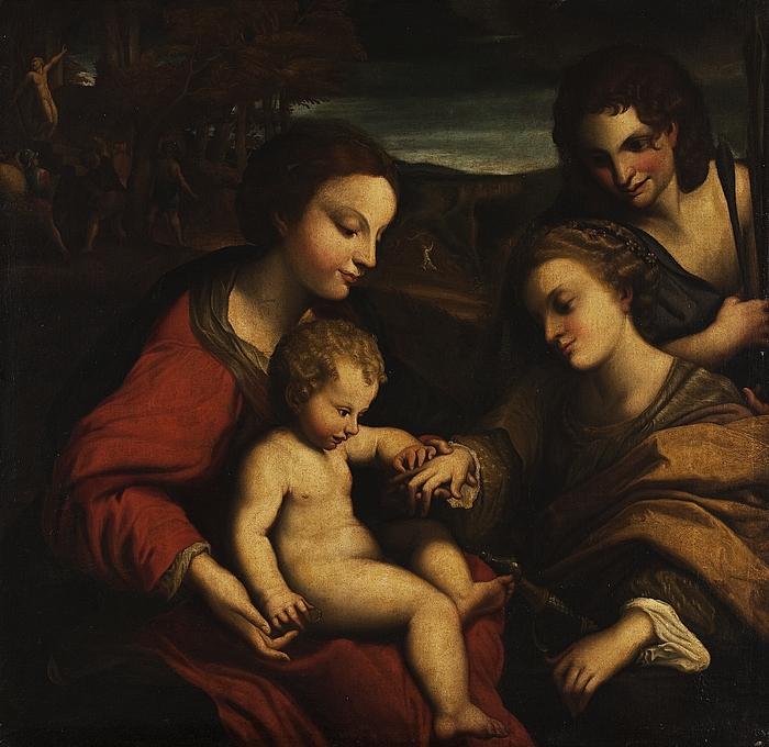 Sankt Catharinas trolovelse