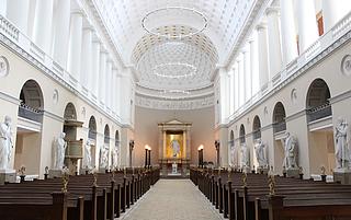 C.F. Hansen: Vor Frue Kirke, København