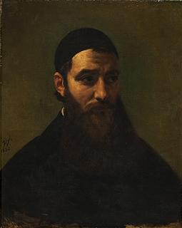 Portræt af armenisk præst