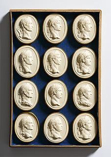 Daktyliotek med de tolv Cæsarer
