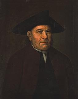 Portræt af en mand, Thorvaldsens far (?)