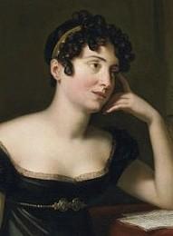 R.T. Berthon, Lady Morgan, udsnit