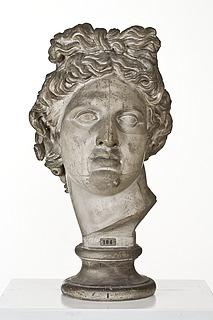 Hoved af Apollon Belvedere