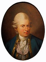 Jens Juel, Portræt af Johann Friedrich Struensee, 1771, Residenzmuseum im Celler Schloss
