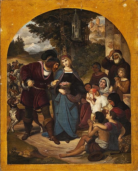 Sankt Elisabeths mirakel